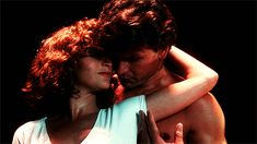 Jennifer Grey and Patrick Swayze shared some of the most sizzling film scenes of all time when they worked together in Dirty Dancing. Patrick Swayze, Beau Film, Donnie Darko, Dirty Dancing, People Magazine, Movie Gifs, Movie Tv, Gif Bailando, Best Chick Flicks
