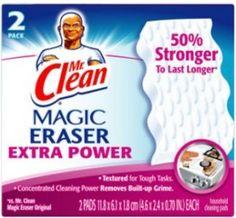Magic Eraser uses