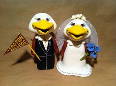 Your place to buy and sell all things handmade Wedding Cake Toppers, Wedding Cakes, Boston College, Paperclay, Vintage Flowers, Birthday Candles, Whimsical, Bridal Shower, Custom Design
