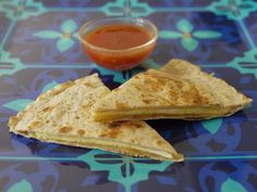 Breakfast Quesadillas: What kid wouldn't love the idea of Mexican food in the morning? Weelicious's Breakfast Quesadillas require just three basic ingredients and are a great way to spice up the a.m. routine.
