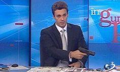 Mircea Badea vrea permis de port armă