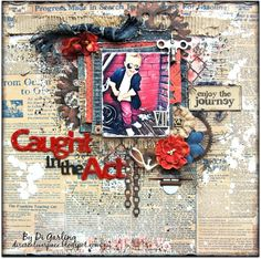 My 2Crafty February DT RevealPLUSPlaying Along at Words &...