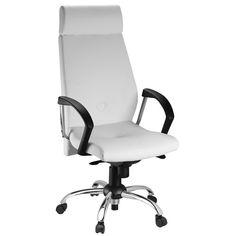 Cadeira Arquiteto Giratória Escritório Costurada Cromada Gomada
