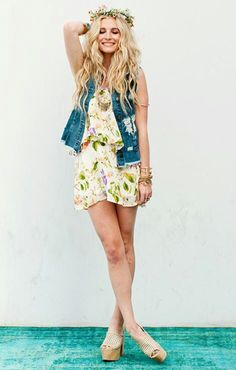 Candice Accola - Show Me Your Mumu Shoot