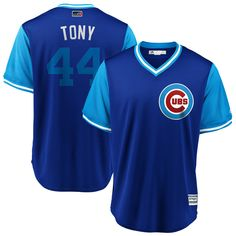 4d1a9ebda Anthony Rizzo  Tony  Chicago Cubs 2018 Little League World Series Players  Weekend Jersey by