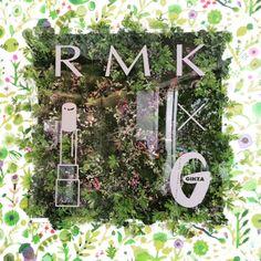 logi - RMK×GINZA EVENT FLOWER DECOLLATION Ladder Decor, Flowers, Home Decor, Decoration Home, Room Decor, Royal Icing Flowers, Home Interior Design, Flower, Florals