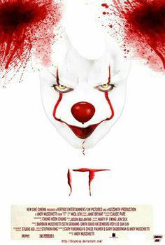 Stephen Kings It (2017) movie poster