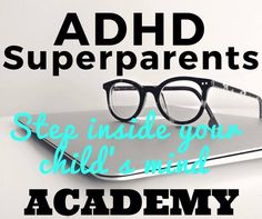 Part Two A child with ADHD receives two negative interactions per minute. Mind-boggling, right? As parents, we get so focused on wanting our kids to behave and correcting their daily wrong-doings …