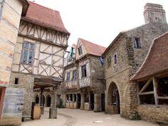 La Cité Médiévale, Le Grand Parc, Puy du Fou, Les Epesses