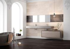 Emerita Collection: Classic Stone. #walltile #floortile #tile #revestimiento #pavimento #porcelanico #bathroom #baño #matt #mate #decoration #decoracion #stone #piedra #classic #elegant #inspiracion #style #emerita #argenta #friendlytile
