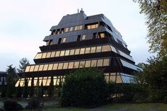Ferrohaus Zuerich - Futurist architecture - Wikipedia