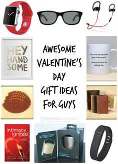 Valentines Day Gift Ideas for Guys