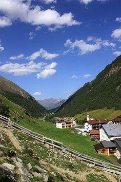 Otztal, Austria