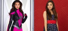 Get Your First Sneak Peek at Rowan Blanchard and Paris Berelc in Disney Channel's 'Invisible Sister'