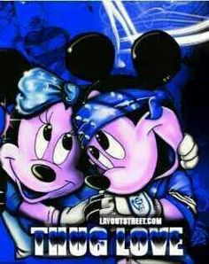 - Created with BeFunky Photo Editor Mickey And Minnie Tattoos, Mickey Mouse Art, Mickey Mouse Wallpaper, Dope Cartoon Art, Dope Cartoons, Looney Tunes Cartoons, Chicano Love, Chicano Art, Tweety Bird Drawing
