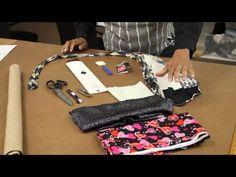 James McFarland - YouTube series on making a necktie...good stuff!