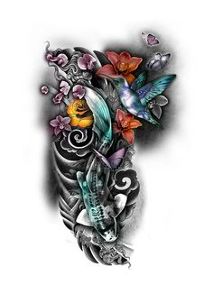 www.customtattoodesign.net wp-content uploads 2014 04 koi..jpg