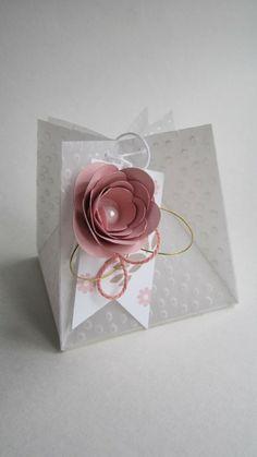 Transparent trifft auf Kirschblüte! - paperqueen