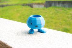 Oddish Blumentopf Pokemon Pflanzer 3d gedruckte von SOLID3D