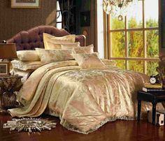 Bedding Sets Printing Queen King Size 4Pcs Including Duvet Cover Bed Sheet