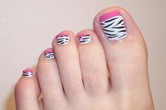 Nail Designs Of 2015 Fresh toe Nail Designs 2015 Yve Style Simple Toe Nails, Cute Gel Nails, Summer Toe Nails, Cute Nail Art, Pink Nails, Classy Nails, White Nails, Nail Designs 2015, Toe Nail Designs