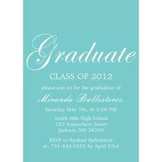 #graduation invitations