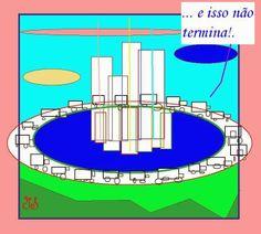 HUMOR EM DELICATESSEN : PONTOS DO RIO ___CIDADE DE VOLTA REDONDA... (rsrsrs...)