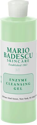 Mario Badescu Enzyme Cleansing Gel From The Plus Size Fashion Community At www.VintageAndCurvy.com
