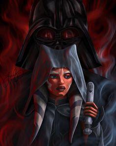 Star Wars Sith, Star Wars Rebels, Star Wars Meme, Clone Wars, Star Wars Fan Art, Images Star Wars, Star Wars Wallpaper, Disney Wallpaper, Star Wars Painting