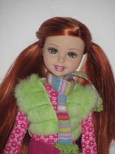 Barbie Wee Three Friends 3 Miranda Snow Fun Auburn Red Dog Winter Deboxed Skates | eBay