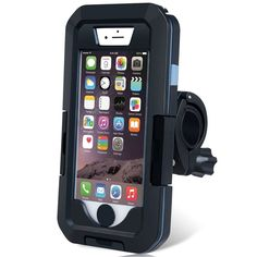 GPS Bike Holder Waterproof Case Motorcycle Bicycle Phone Holder Mobile Phone Stand Support For iPhone7/7 Plus/6/6s Plus/5/5s/SE  #Affiliate