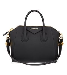 GIVENCHY Antigona small matte tote (Black