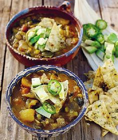 Jamie Oliver: Mexican Soup
