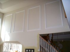 picture box molding in foyer - Google Search