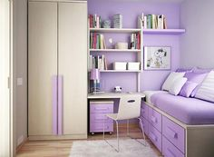 small bedroom decorating ideas for girls 02