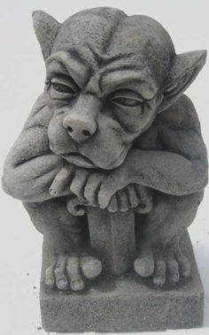 Concrete Statues | Gargoyles | Dragons | Bernardi Precast Canada