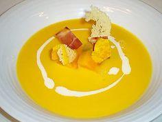 かぼちゃのスープ フランス料理レシピ集