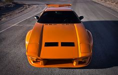 Orange Pantera High Front by ReverClothing