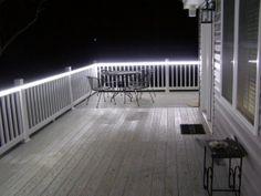 Outdoor Deck Lighting Tips -