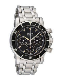 Zenith Automatic Chronograph Watch