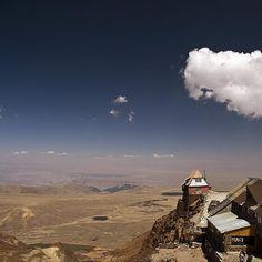 Monte Chacaltaya en Bolivia