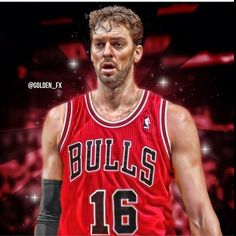 welcome to the Chicago Bulls Pau Gasol #SEERED