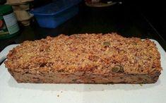 Zorg goed voor jezelf!: Allerlekkerste havermoutbrood, in 5 minuten te maken.