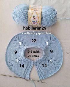 Tom Tailor Women's Long Cardigan with Hood, brown, plain, size M Tom TailorTom Tailor Short Sleeve Baby Knitting Model Making Robe Numbers Diy Crafts Knitting, Diy Crafts Crochet, Easy Knitting Patterns, Knitting Charts, Knitting For Kids, Knitting For Beginners, Free Knitting, Baby Knitting, Crochet Patterns