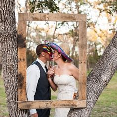 All she had to say was Barn Wedding in Munester, Tx and I was in! Angela is a DIY genius and created all the details you see by herself.