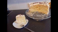 "торт ""Молочная девочка""/ Milchmädchen Torte"