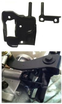 conversion brackets and our exclusive quick shifter assembly. Dodge, American