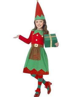 kids elf costume - Google Search