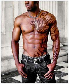 ♥Sexy tribal tattoos♥ #tribaltattoos #sexytattoos #tattoos