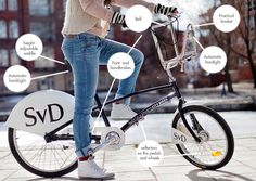 Stockholm City Bikes features detailed on http://www.citybikes.se